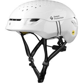Sweet Protection Ascender MIPS Helm Herren gloss white